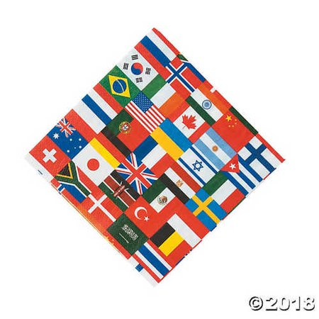 Flags Of All Nations (Flags of All Nations Luncheon)