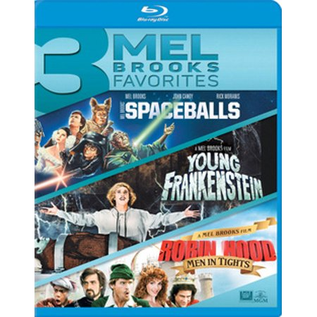 Spaceballs / Young Frankenstein / Robin Hood: Men in Tights (Blu-ray) - Robin From Young Justice