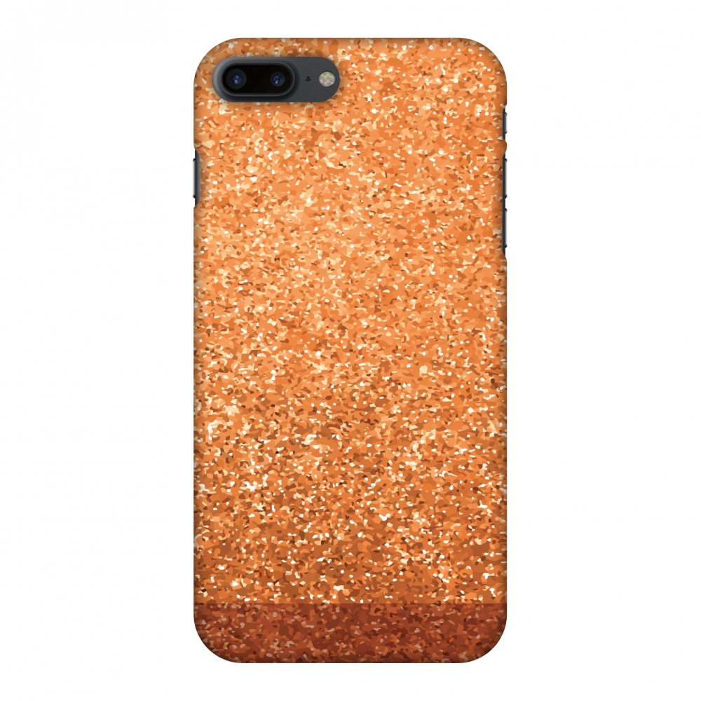 iPhone 7 Plus Case, Premium Handcrafted Designer Hard Shell Snap On Case Shockproof Printed Back Cover with Screen Cleaning Kit for iPhone 7 Plus -All That Glitters 2 , Slim, Protective