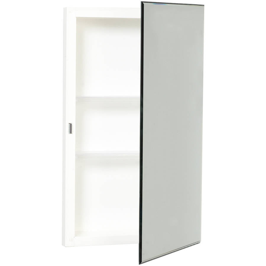 "Zenith Bathroom Cabinets: Zenith MM1027 16"" X 26"" Frameless Prism Beveled Medicine"