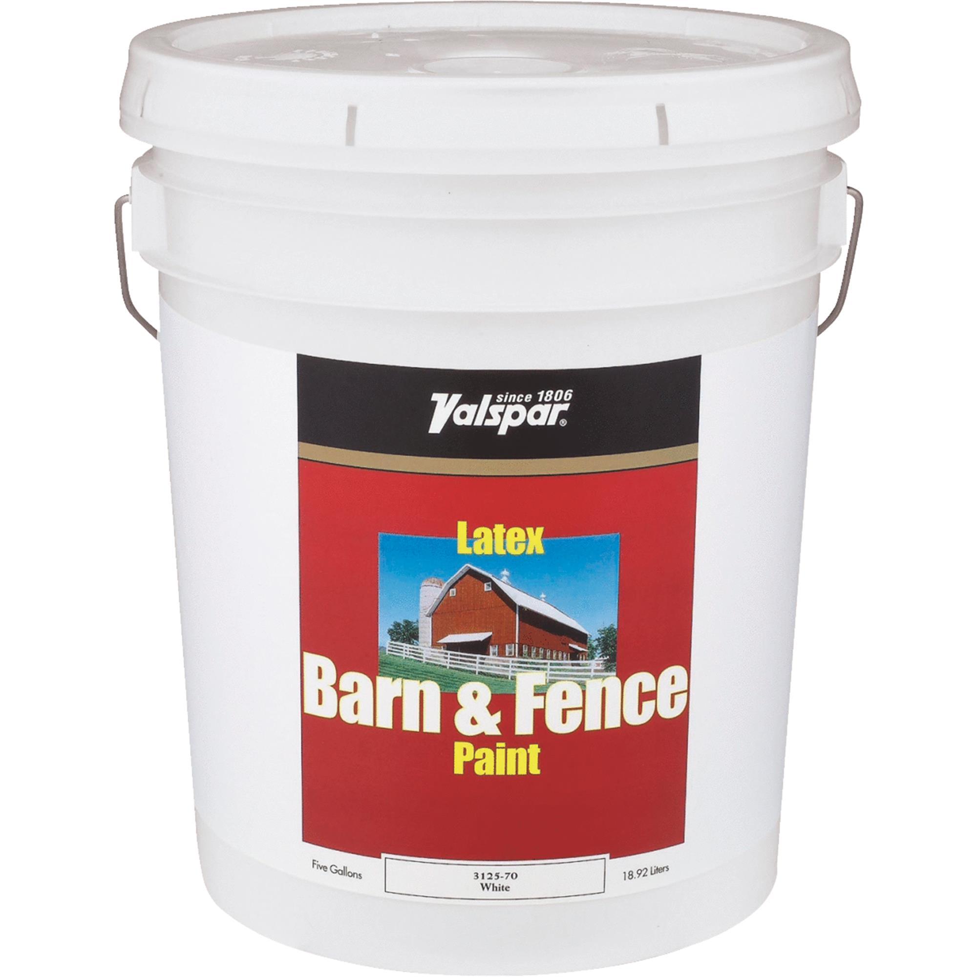 Valspar Valspar Farm And Ranch Latex Paint - Walmart.com ...