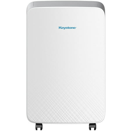 Keystone M Series 14,000 BTU Portable Air Conditioner, White