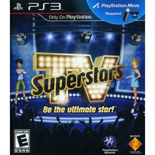 TV Superstars (PS3/ MOVE)
