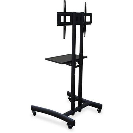 Basic Display Cart - Tv, Flat Panel - Black