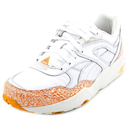 PUMA - R698 Snow Splatter Pack Men Round Toe Leather White Sneakers -  Walmart.com 2712f816f