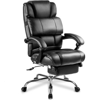 Merax Ergonomic Leather High Back Office Chair