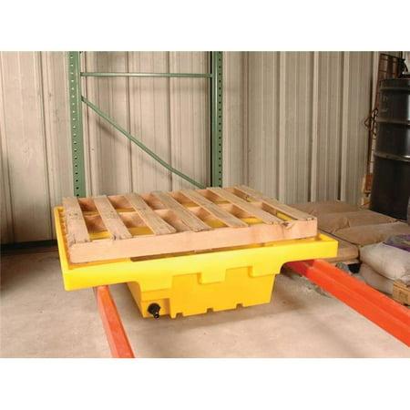 Vestil Manufacturing PRS-51-ND 66 gal Pallet Rack-Containment Sump without - Sump Pallet