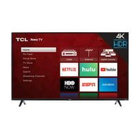 "TCL 43"" Class 4K UHD LED Smart Roku TV 4 Series 43S425"
