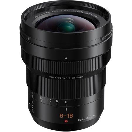 Panasonic Lumix G DG Vario-Elmarit 8-18mm f/2.8-4.0 ASPH Zoom (Best Panasonic Zoom Lens)