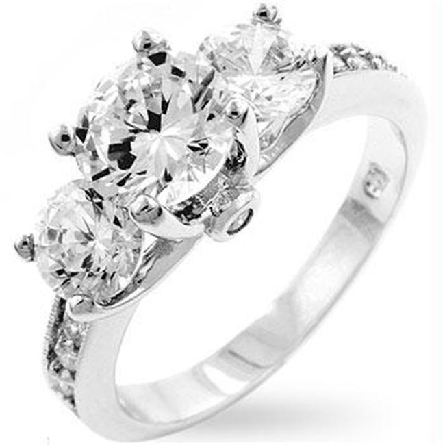 Elizabeth Engagement Ring, <b>Size :</b> 10