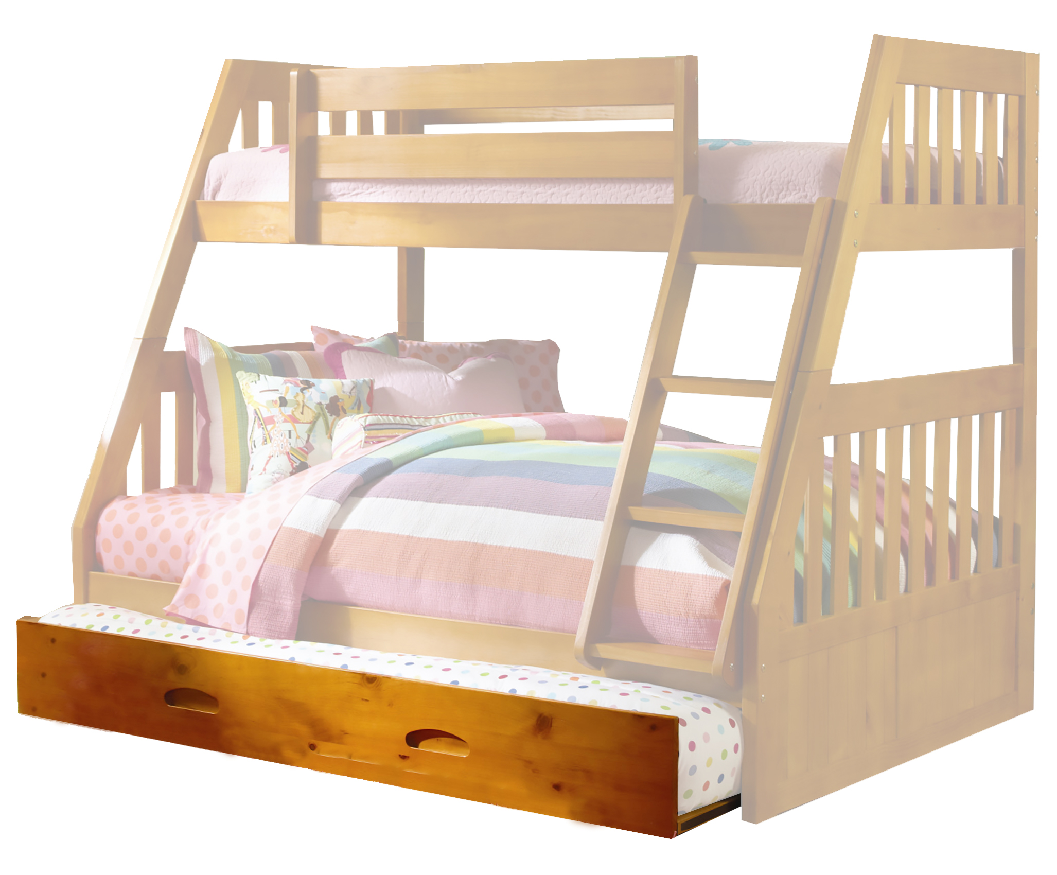 Cambridge Slide Out Trundle For Youth