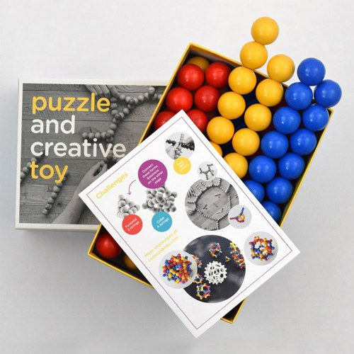 Conectaballs Advanced Set - Color (18 Pieces)