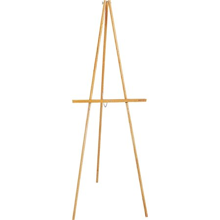 Quartet, QRT41E, Lightweight Wood Tripod Easel, 1 Each, -
