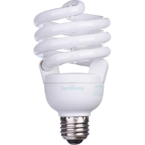 Earthmate 30W (2700K) Compact Fluorescent Light Bulb