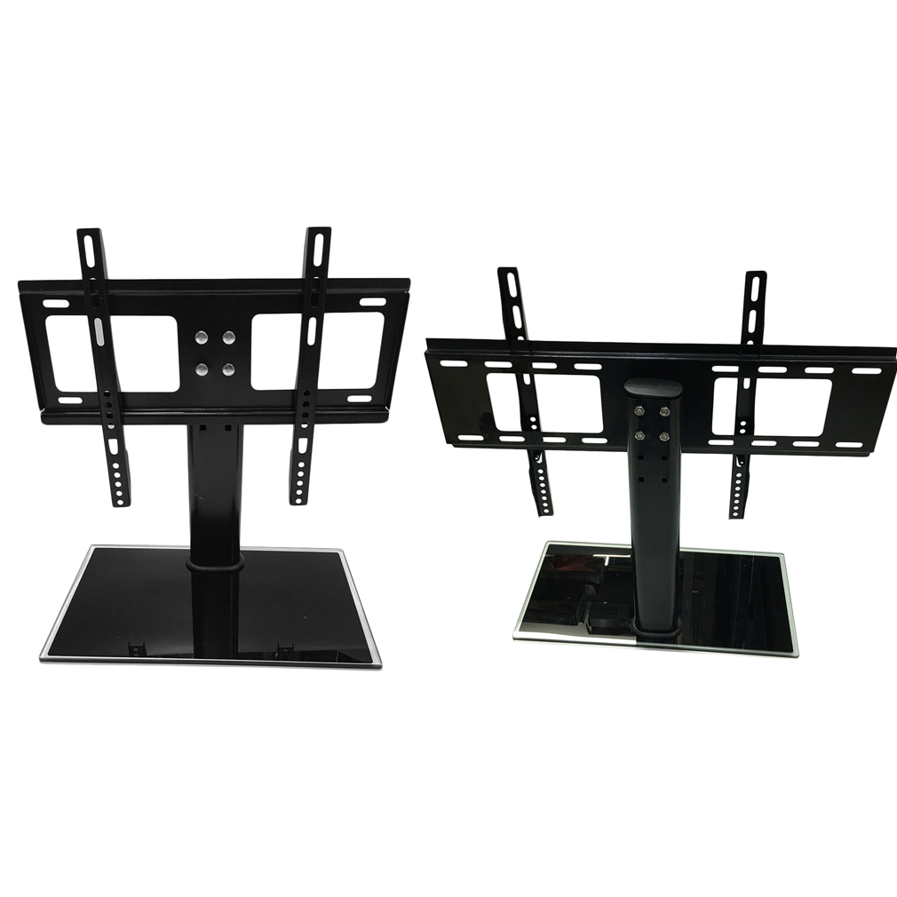 adjustable universal tv stand pedestal base wall mount flat screen tvs