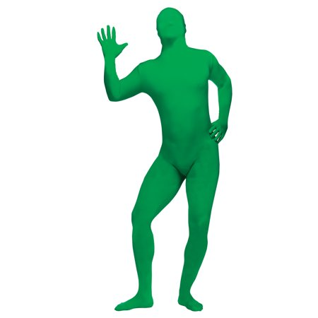 Skin Suit Green Teen/Ad Sm](Green Muscle Suit)