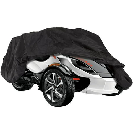 Deluxe Series Motorcycle Covers - Deluxe Spyder Motorcycle Storage Cover