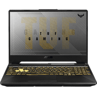 "ASUS TUF A15 FA506IV Gaming and Entertainment Laptop (AMD Ryzen 7 4800H 8-Core, 8GB RAM, 512GB SSD, 15.6"" Full HD (1920x1080), NVIDIA RTX 2060, Wifi, Bluetooth, Webcam, 2xUSB 3.0, 1xHDMI, Win 10 Home)"