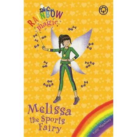 Melissa the Sports Fairy (Rainbow Magic) (Paperback)