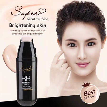 BB Cream Hilitand BIOAQUA Scrolling Roller Air Cushion BB Cream Waterproof Concealer Face Makeup Cosmetics Makeup Base(Nature Color, Ivory White Color, Light Beige Color)