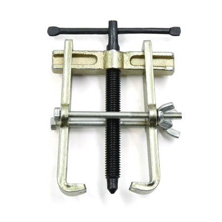 Unique Bargains Pump Pulley Remover Straight Type Two Claws Bearing Puller Hand Tool