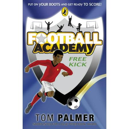 Football Academy: Free Kick - eBook
