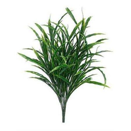 1PK Plastic Weather Resistant Rain Tree Grass Bush - 22