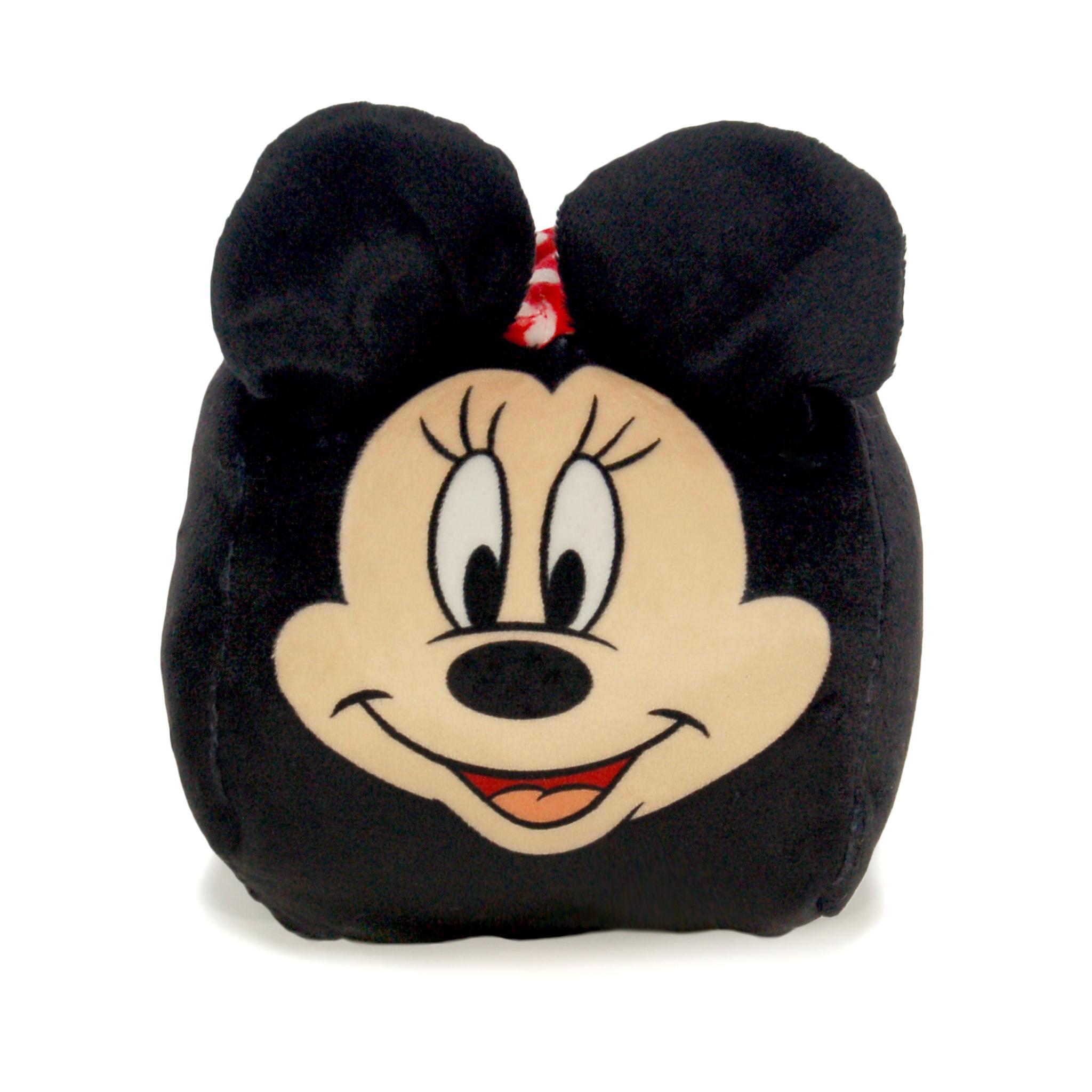 Disney's Minnie Mouse 3D Ultra Stretch Mini Cloud Cube Travel Pillow, 1 Each