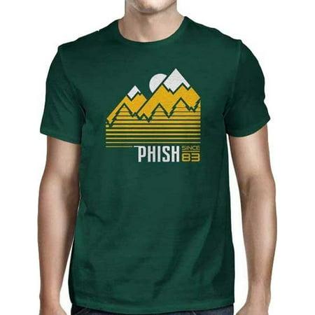 Phish Throwback Mountains 83 T-Shirt