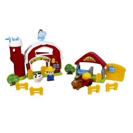 Barnyard Fun Play Set