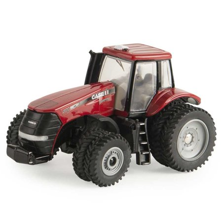 1/64th Case IH Modern Diecast Collect N Play Tractor By ERTL