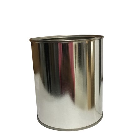 U.S. Can BWQT Brockway Quart Paint Cans with Lid - 50/case