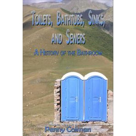 Toilets, Bathtubs, Sinks, and Sewers: A History of the Bathroom - eBook