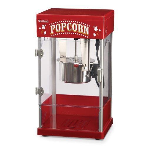 Focus Electrics Stir Crazy 82514 Popcorn Maker - Oil - 2 ...