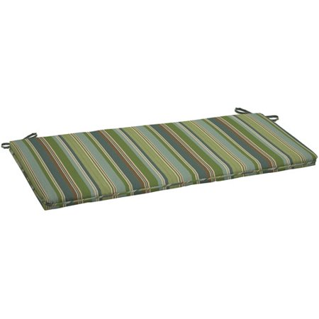 Better Homes And Gardens Outdoor Bench Cushion Blue Green