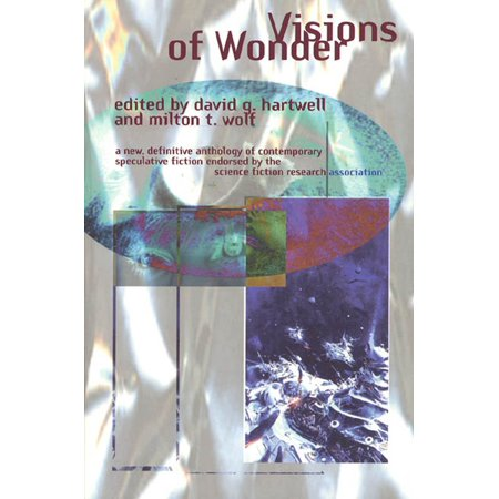Visions of Wonder : The Science Fiction Research Association Reading Anthology](Science Fiction Halloween)