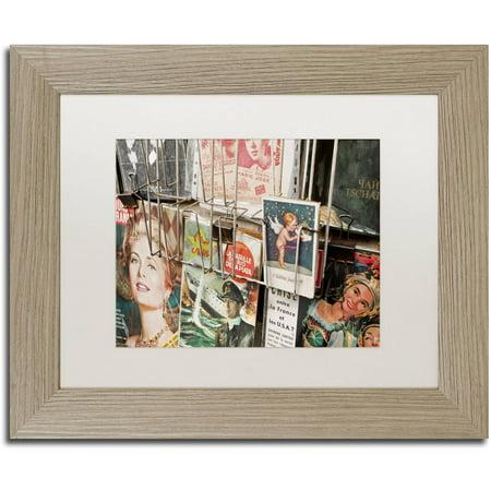 Rack Tom Birch Shell - Trademark Fine Art