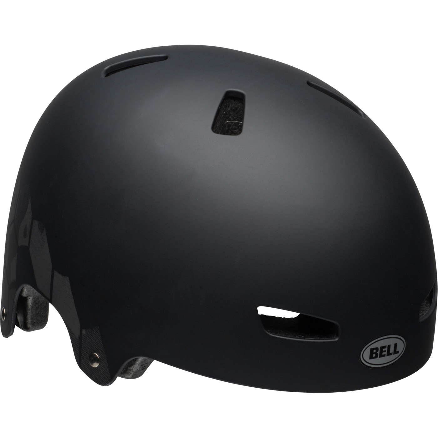 Bell Sports Ollie Armor Youth Multisport Helmet Matte Black/Titanium