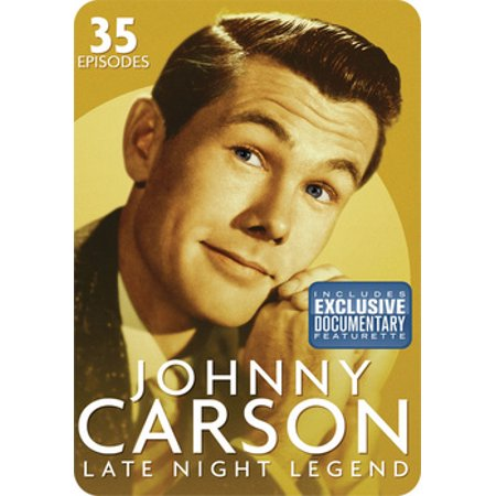 Johnny Carson: Late Night Legend (DVD) (Looking For Johnny The Legend Of Johnny Thunders)
