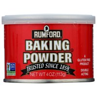 (24 Pack) Rumford - Baking Powder - Aluminum-Free , 4 Oz