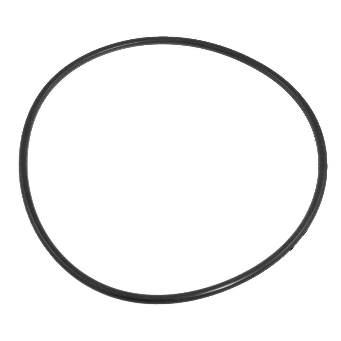 Unique Bargains 160mm x 170mm x 5mm Nitrile Rubber NBR Sealing O Ring Gasket Washer