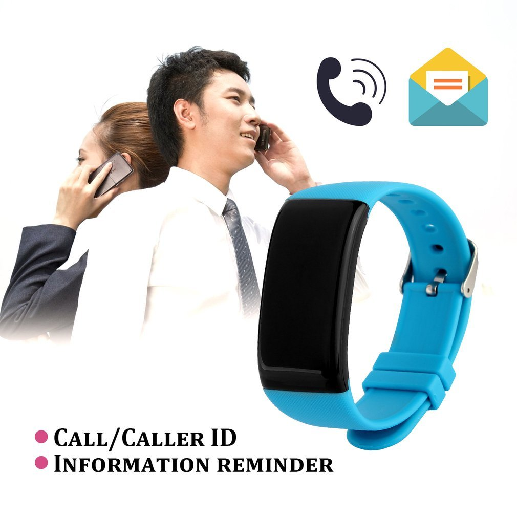 X16S Bluetooth Smart Bracelet Watch Calorie Counter Fitness Activity Tracker Heart Rate Monitor Sports Wristband