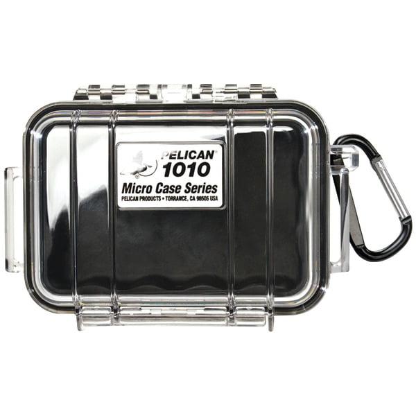 PELICAN 1010-025-100 1010 Micro Case(TM) (Black)