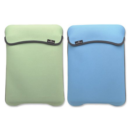Reversible Notebook Sleeve Fits Most Widescreens Up to 12.1