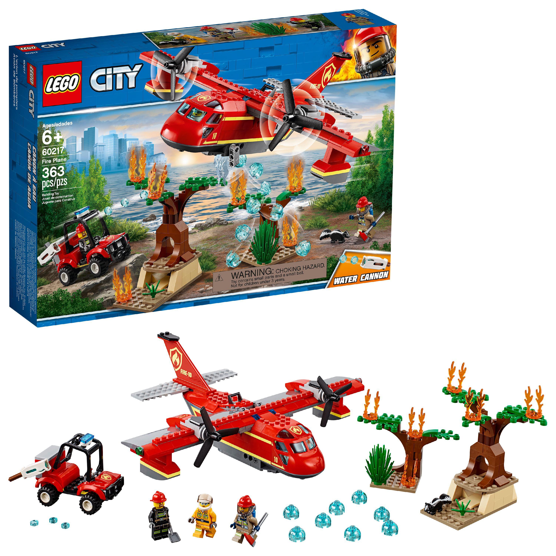 Lego City Fire Fire Plane 60217 by LEGO System Inc