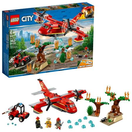 LEGO City Fire Fire Plane 60217