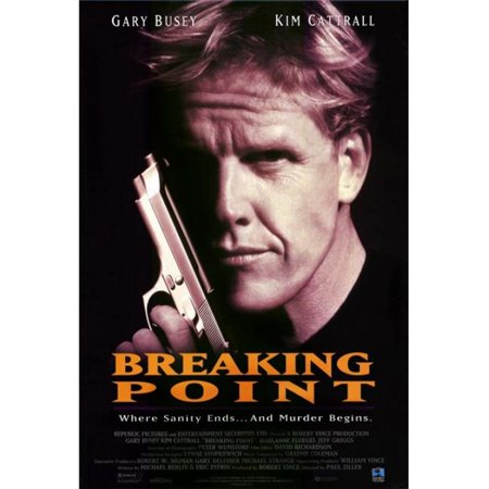 Posterazzi MOVAH4657 Breaking Point Movie Poster - 27 x 40 in. - image 1 de 1