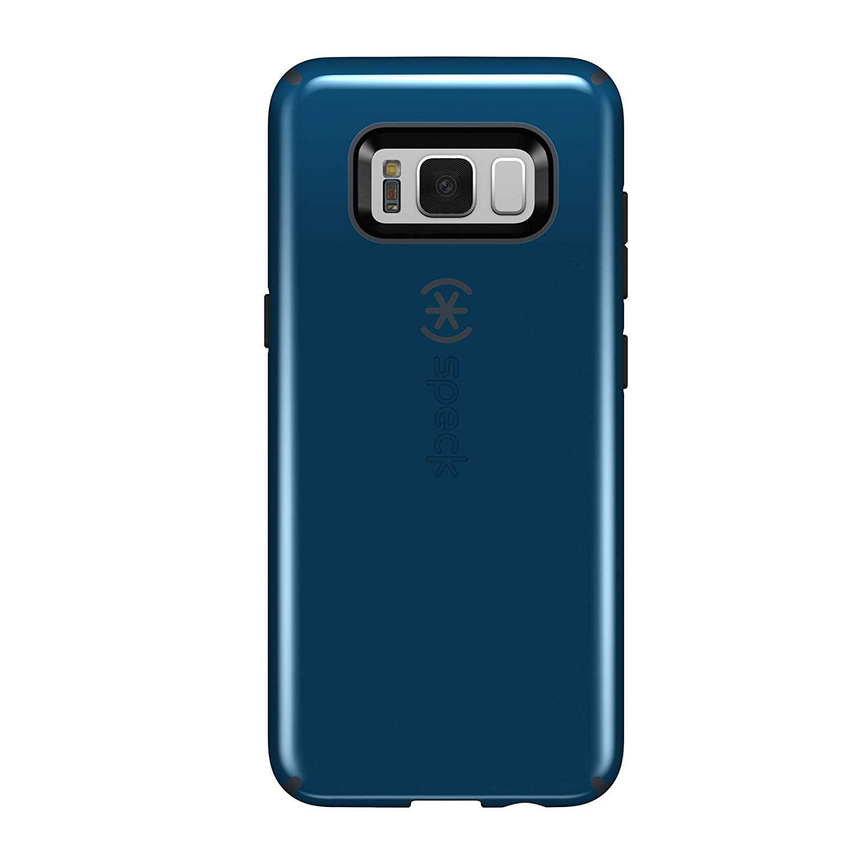best service 5b0ec 3669d Speck CandyShell Case for Samsung Galaxy S8 Plus, Blue/grey ...