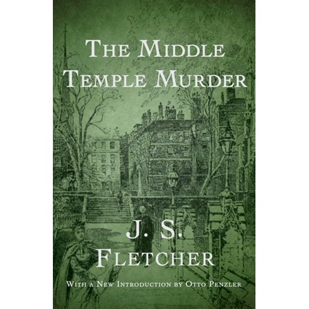 The Middle Temple Murder - eBook - Brad The Middle Halloween