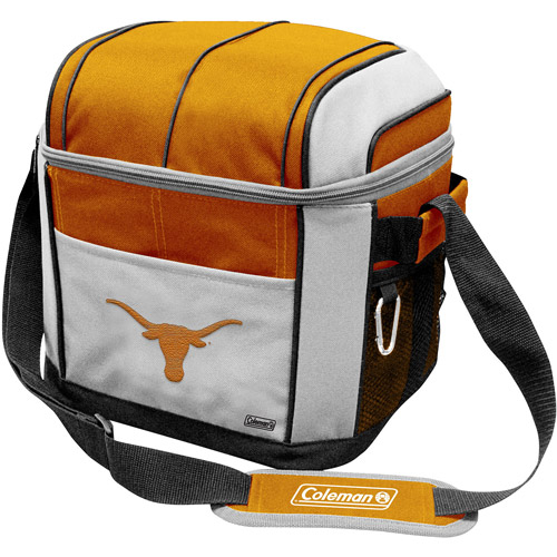 "Coleman 11"" x 9"" x 13"" 24-Can Cooler, Texas Longhorns"